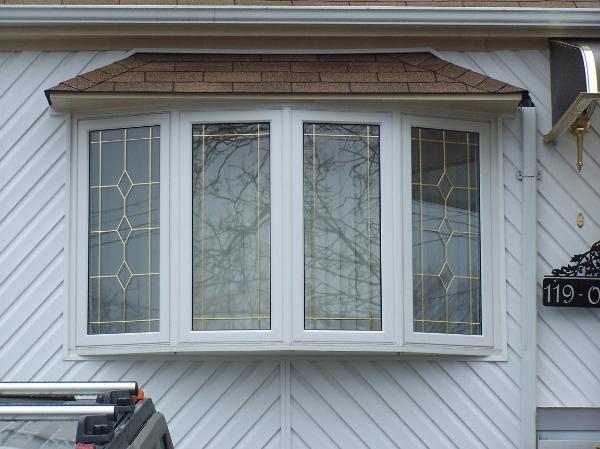 Casement Bow Window : Bow windows garden bay double hung