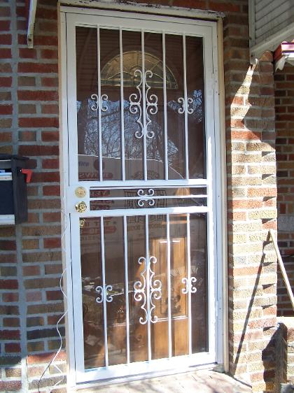 Security Doors Safety Doors Tempered Glass Screens