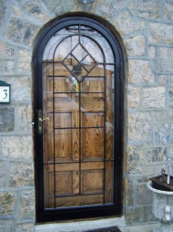 Security Doors Safety Doors Tempered Glass Screens