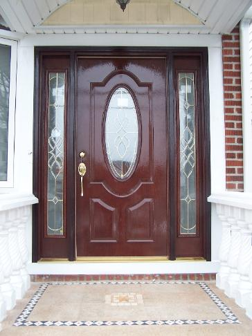 Decortive Moldings Entrance Doors Catheadral Top Doors