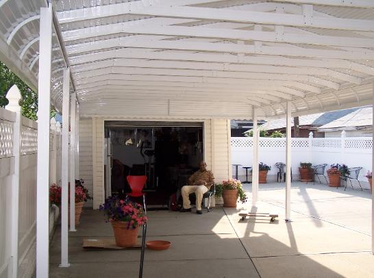 AWNING, car port, patio awning,enlosure, patio awnings ...