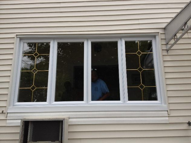 Bow windows bay windows replacement windows casement for Bow window replacement