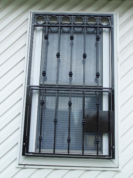 Window Bars Bars Security Bars Steel Bars Driveway