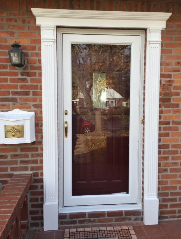 Exterior Door Trim Molding Choice Image - Doors Design Ideas